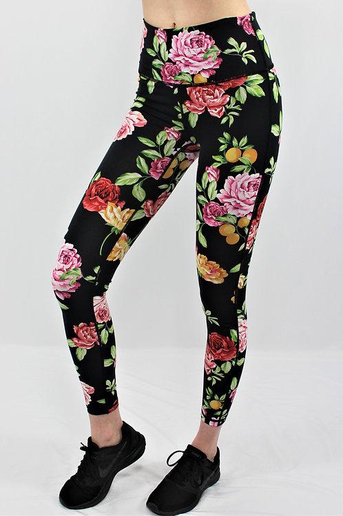 Rosas Gallore Leggings