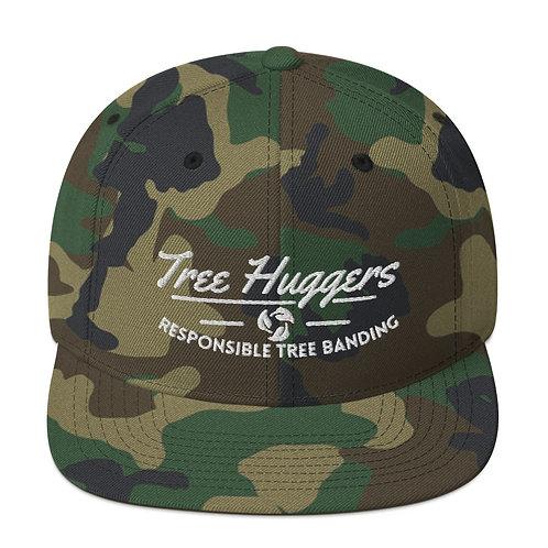 Snapback Hat - TreeHuggers