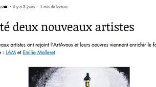 Bienvenue à l'artothèque de Montreuil