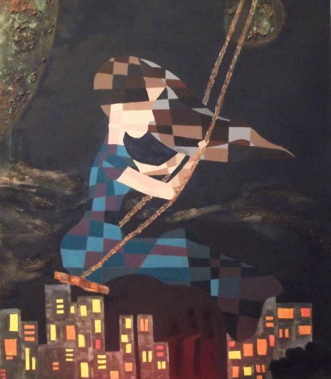 La femme à la balançoire - 002