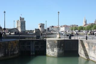 A propos de la Rochelle...les différentes étapes