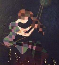 La femme à la balançoire - 001