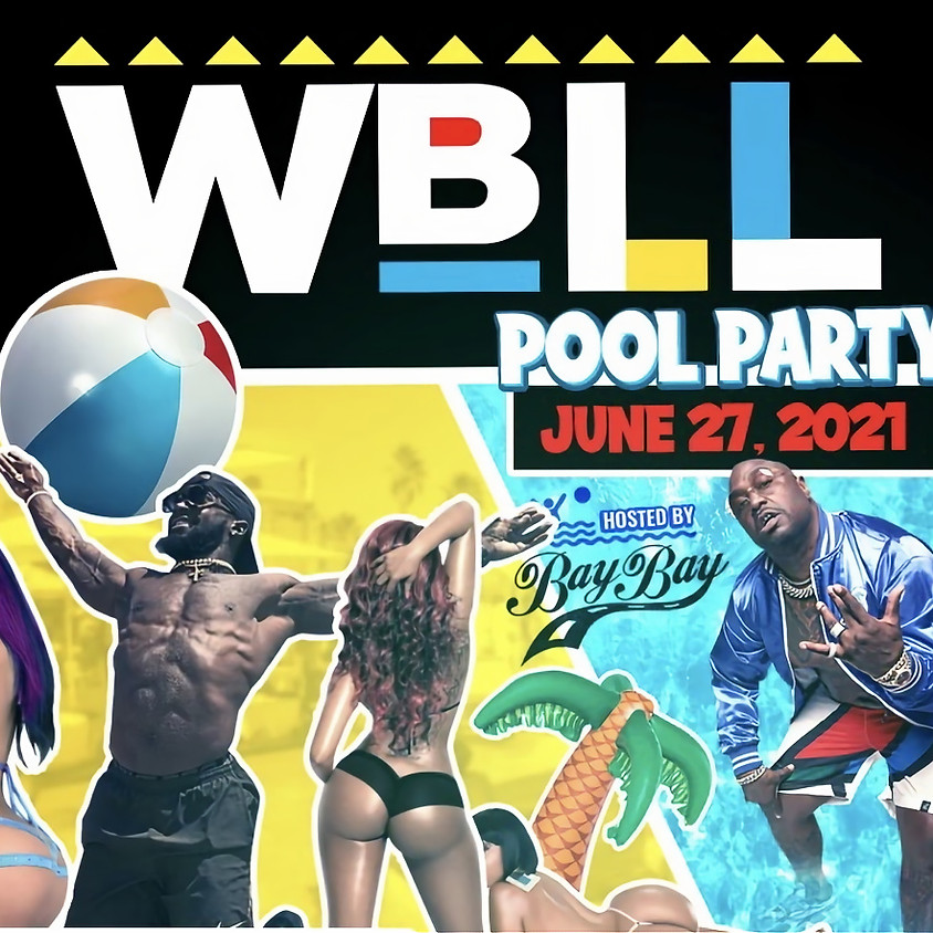 WBLL Pool Party