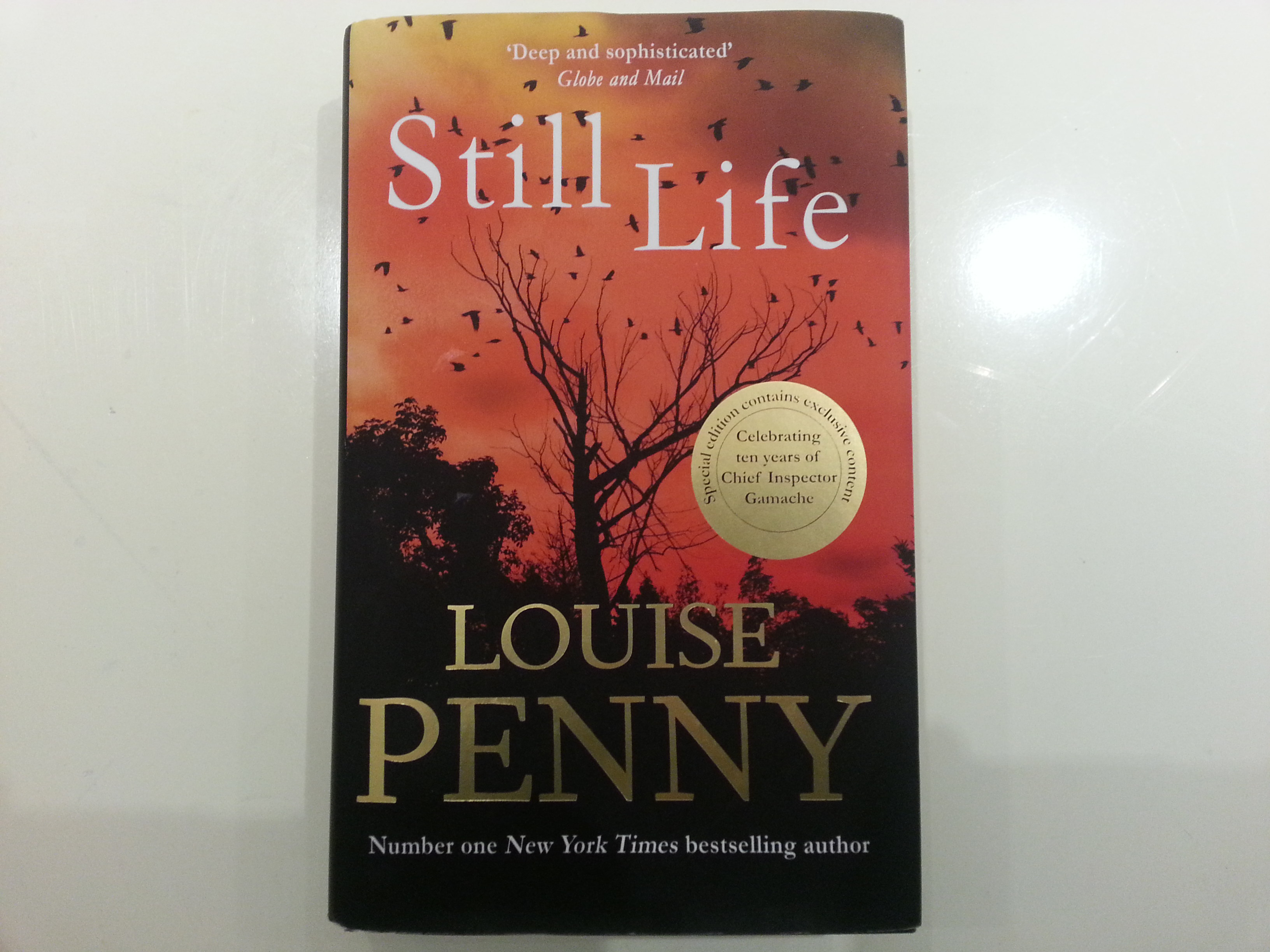Louise Penny: 10 years of mysteries