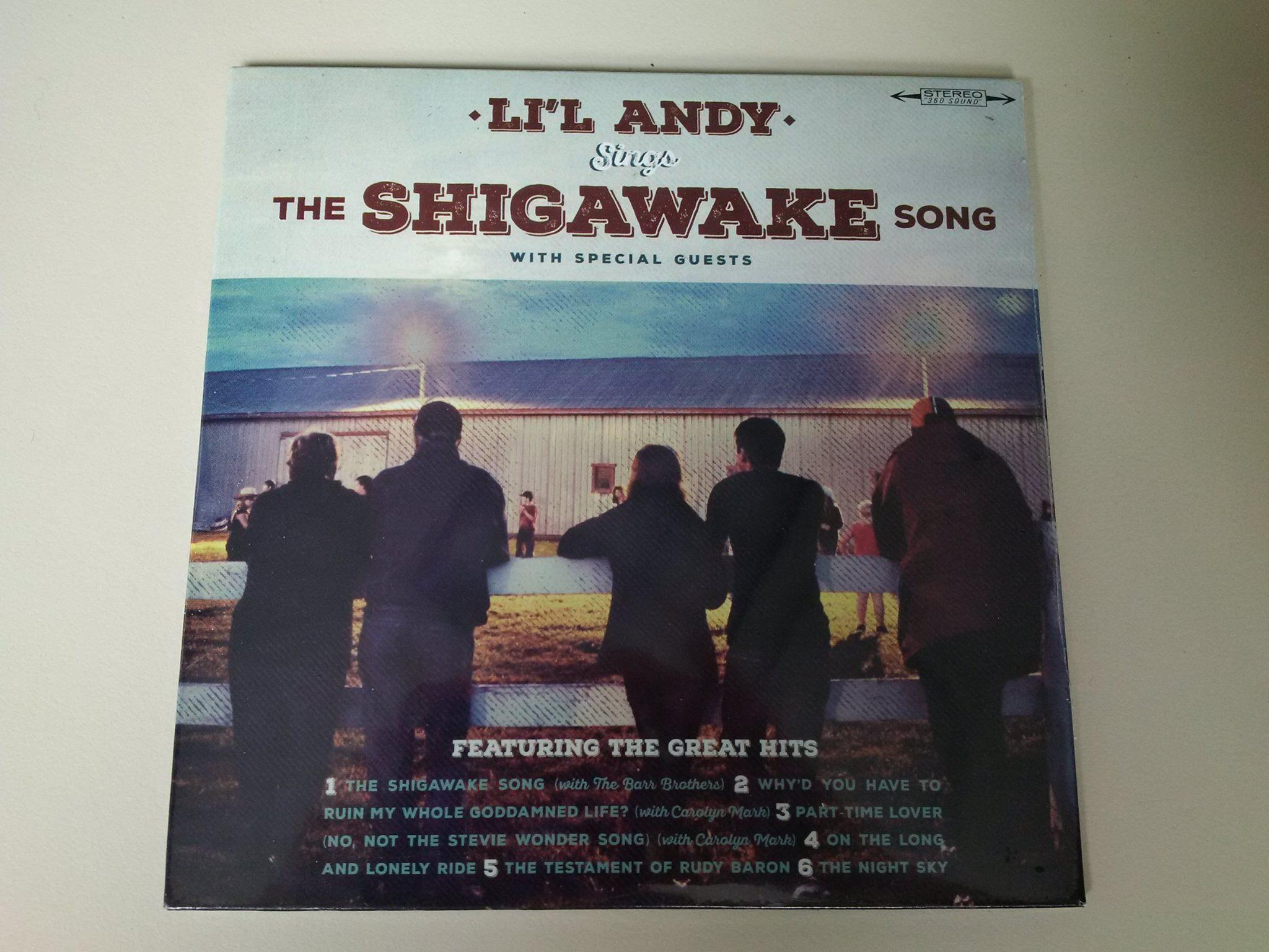 The Shigawake Song
