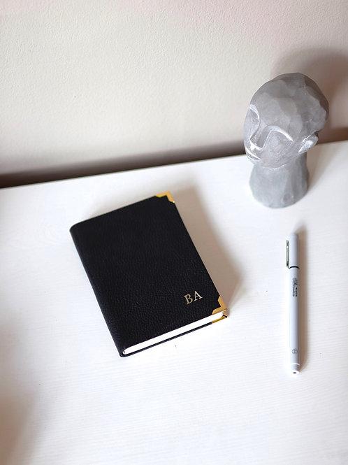 Notes Kieszonkowy BLACK Puste kartki