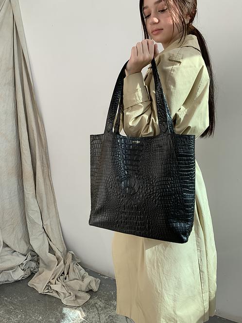 Alligator Shopper Bag