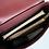 Thumbnail:  Burgundy Half Moon Bag
