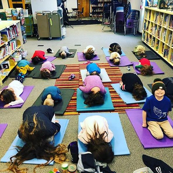 Polaris Yoga/Craft Camp After School Program (September)