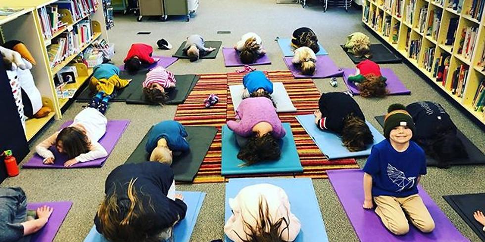 Polaris Yoga Camp After School Program (April)