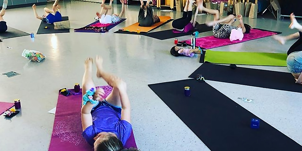 School's Out Yoga Day Camp (09/20)