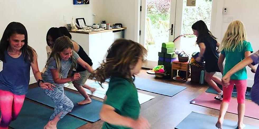 Yoga Mini Camp (07/01)