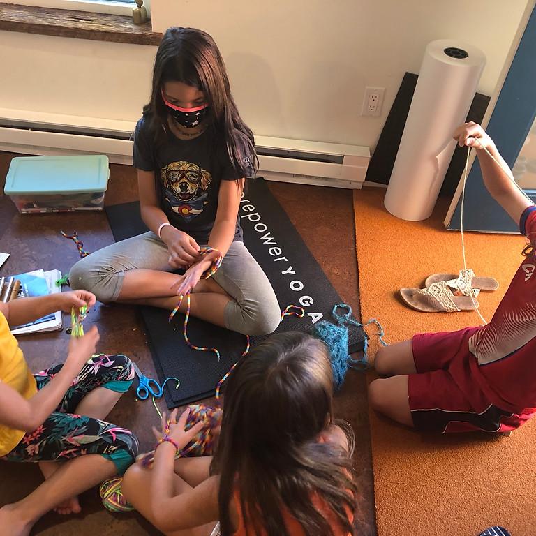 Yoga Tween/Teen 5-Day Camp (08/02-08/06)