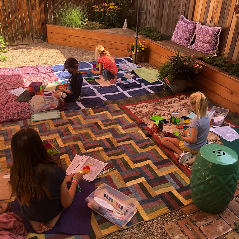 Yoga 2-Day Camp (06/29 & 06/30)