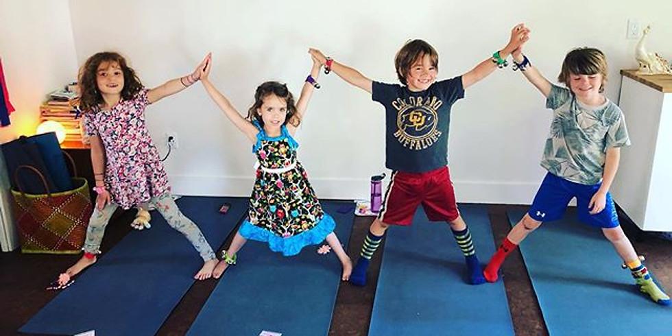 Kid's Yoga and Play