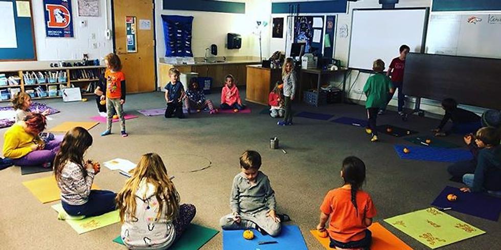 Polaris Yoga Camp After School Program