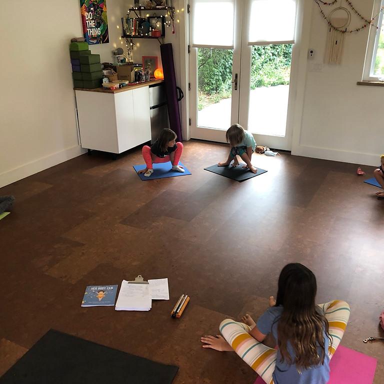 Yoga Mini Camp (07/12)