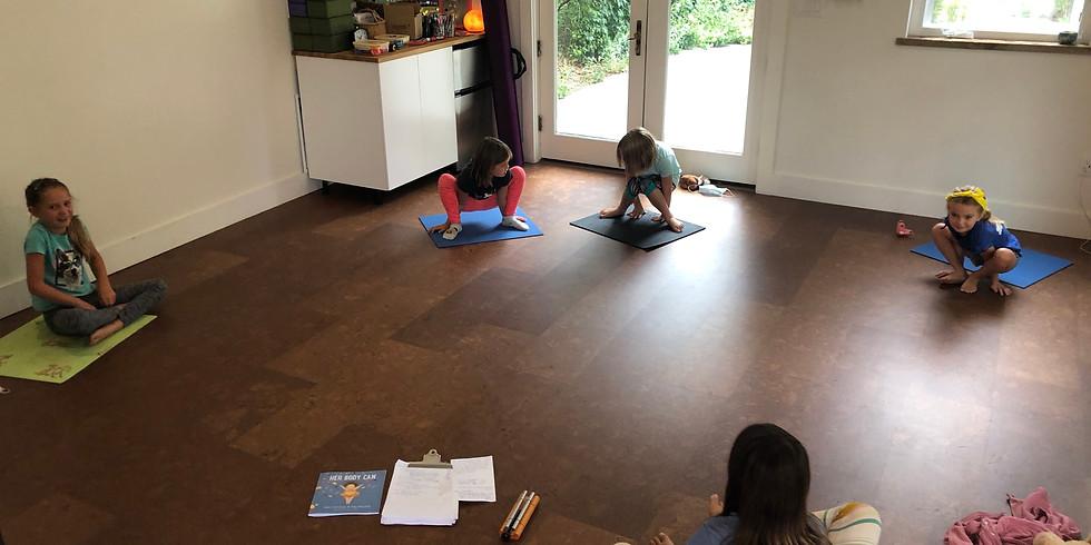 Tuesday Morning Yoga Camp