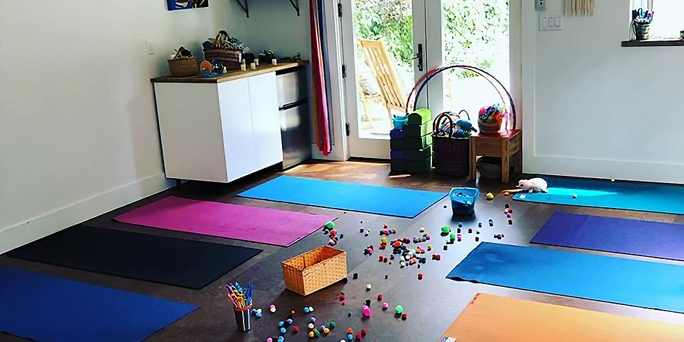 School's Out Yoga Day Camp (10/17)