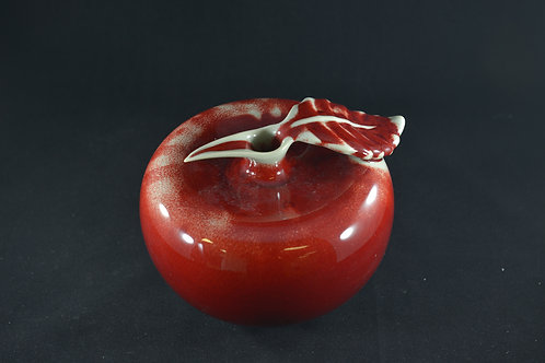 "Jun Porcelain Decoration from Song Dynasty Royal Kiln -""the Apple Pot"""