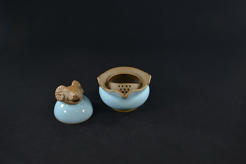 Jun Porcelain Teapot from Song Dynasty Royal Kiln -Year of Goat