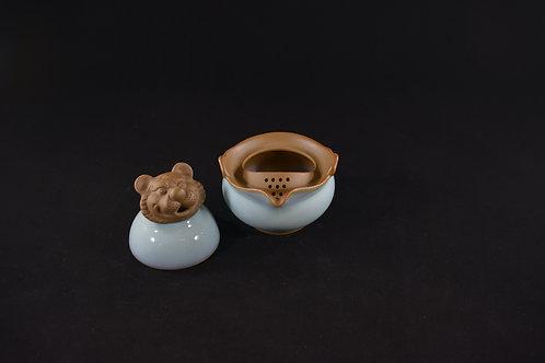 Jun Porcelain Teapot from Song Dynasty Royal Kiln -Year of Tiger 的副本