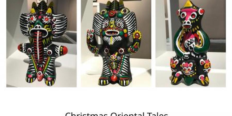 Oriental Scene - 2018 Christmas Oriental Tales