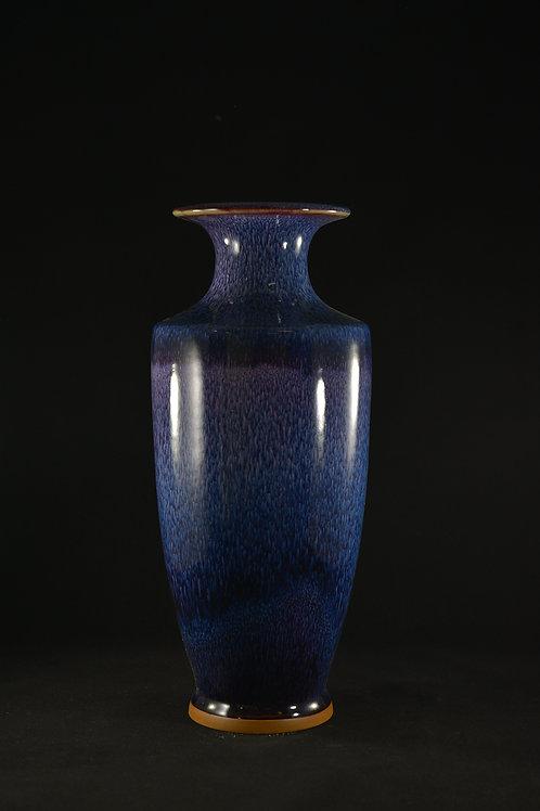"""Jun Porcelain Vase from Song Dynasty Royal Kiln -""""General's Vase"""""""