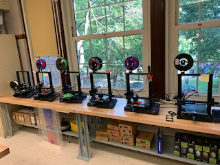 Learning to Make and Making to Learn - Building 3D Printers in EDD