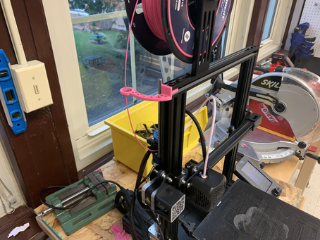 3d Printer Enhancements and Tests