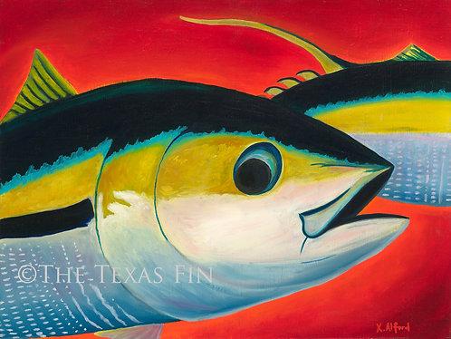 Tuna Sunrise