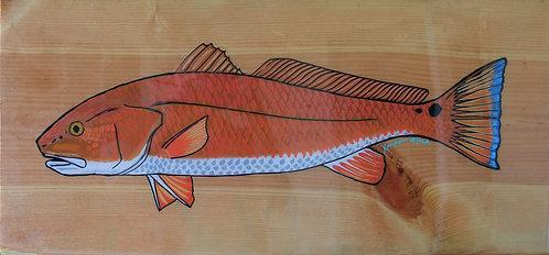 Redfish Plank