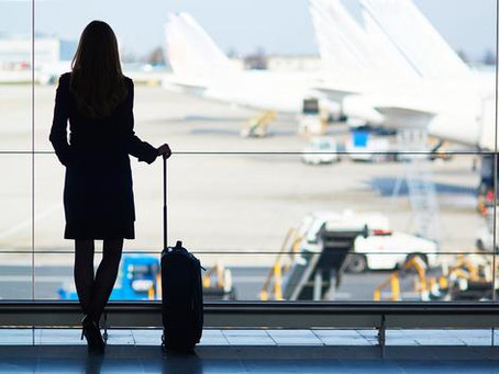 Business Travel Readiness Rises As Vaccinations Climb