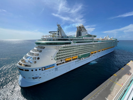 Here's which parts of the cruise ship will be off limits to unvaccinated passengers on Royal Cari...