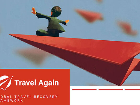 Travel Again releases recovery framework and recommendations