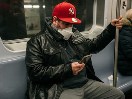 CDC orders sweeping U.S. transportation mask mandate as Covid rages