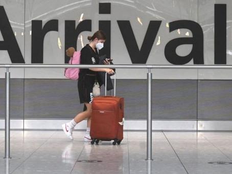 Covid: Fully jabbed arrivals from France must still quarantine