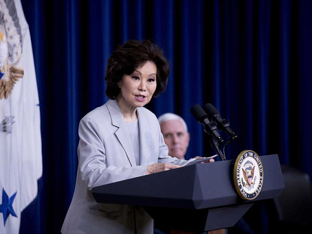 Chao resigns from Transportation Department, citing 'traumatic,' 'avoidable' Capitol riot
