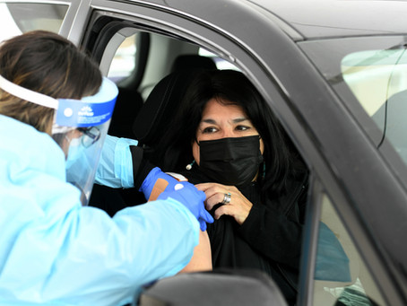 Can vaccinated people still spread the coronavirus?