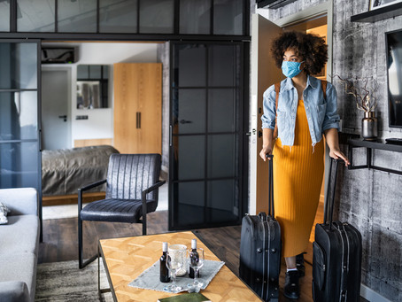 The Best Ways to Disinfect Your Hotel Room During the Pandemic, According to Health Experts