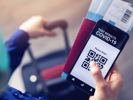 The Race To Create a Global Digital COVID-19 Passport Is On