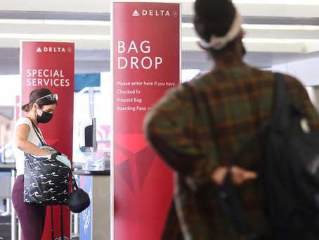 Airlines were counting on a post-Labor Day surge in business travel. It looks like that won't happen