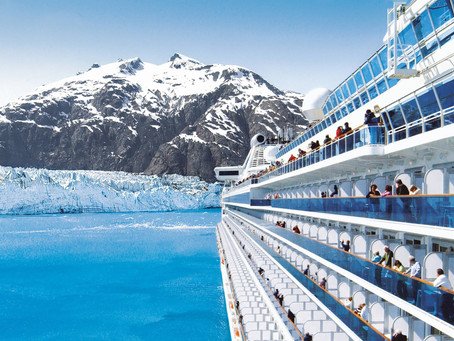 Cruise lines have officially started to cancel Alaska sailings