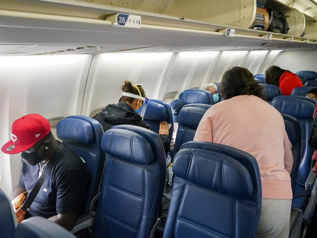 Delta is First Airline to Assist C.D.C. in Contact Tracing