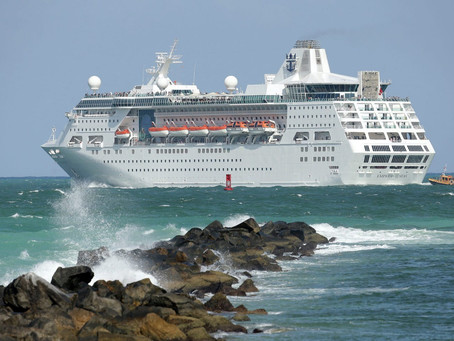 Cruise ships have found a way around Florida's ban on vaccine passports — and it's still bad news
