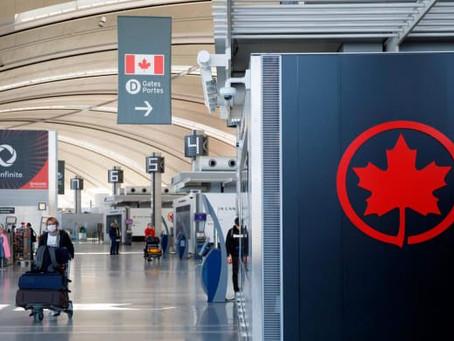 Canada introduces hotel quarantine, suspends Caribbean and Mexico flights