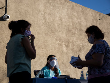 Spit in a Tube and Mail It In: A New Frontier in Coronavirus Testing
