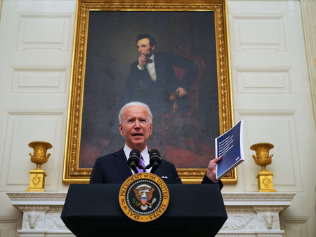 Biden Unveils a National Pandemic Response That Trump Resisted