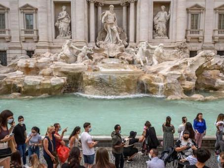 European countries reimpose bans on US tourists