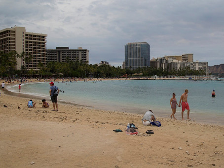 Maui Requiring Travelers Download Exposure Notification App for Duration of Their Stay